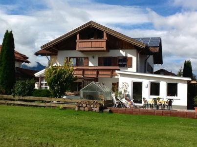 Chalet im Haus Schlossblick