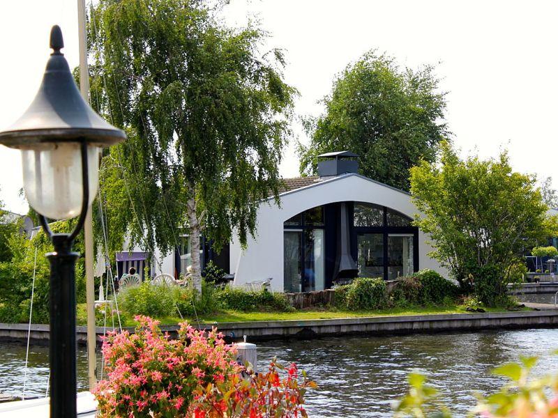 Bungalow Aquaronde freistehendes Traumhaus auf Halbinsel - Bootsvermietung