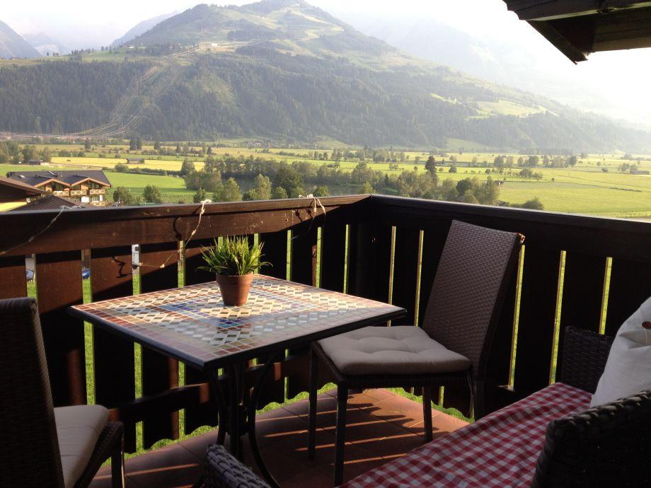 Blick auf das Kitzsteinhorn und Maiskogel