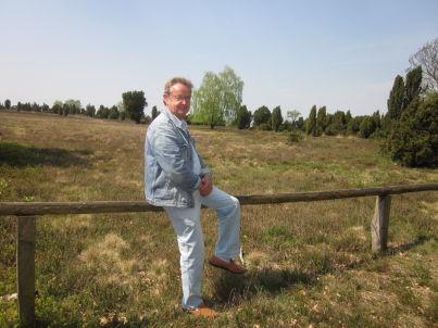 Ihr Gastgeber Frank-Jürgen Ewigleben
