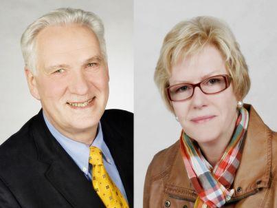 Ihr Gastgeber Christel und Peter Pütz