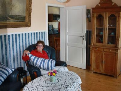Ihr Gastgeber Hanneke Voges