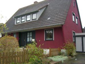 Ferienhaus Wiesenweg 14 Typ M