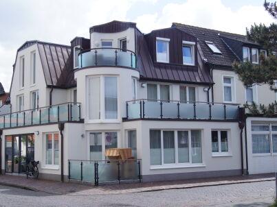 """Wohnung EG rechts im Haus """"Kapitänseck"""""""