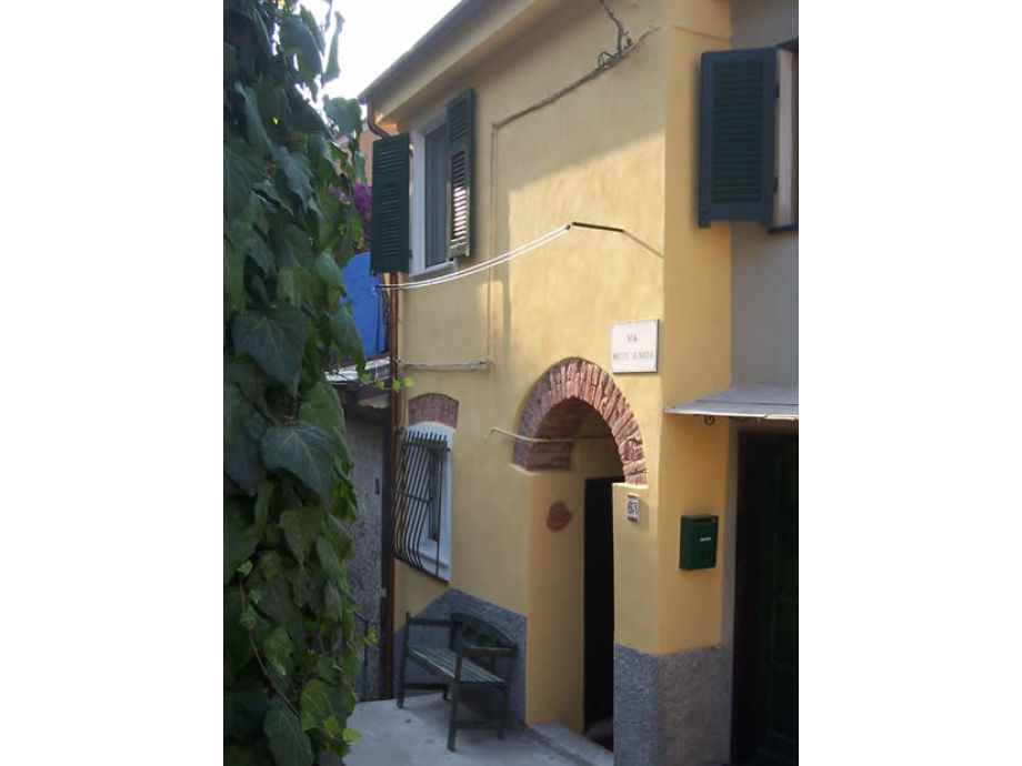 Ihr Ferienhaus in Ligurien