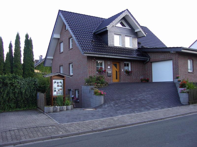 Ferienwohnung Haus Blume Medebach