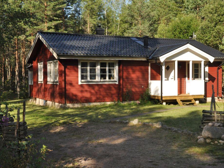 Björkar - Hus