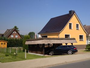 "Holiday house ""Ostseetraum"""