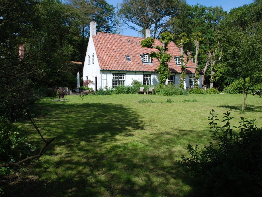 Hofwijck mit Garten