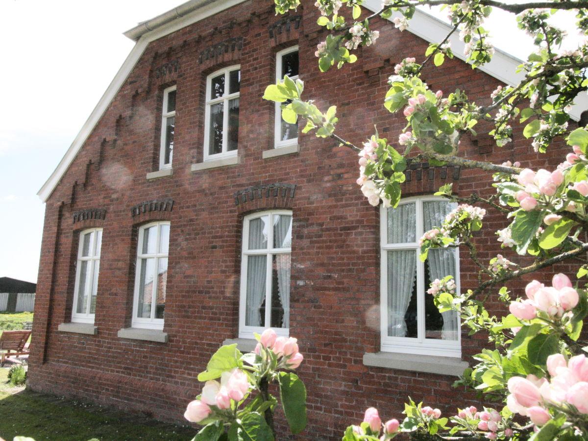 Ferienhaus Schöner Wohnen In Uns Burnhuus Vorderhuus