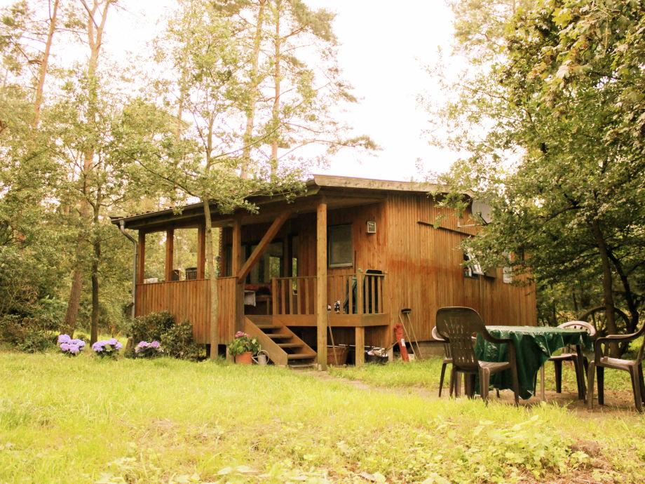 """Das Ferienhaus """"Klein Finnland"""""""