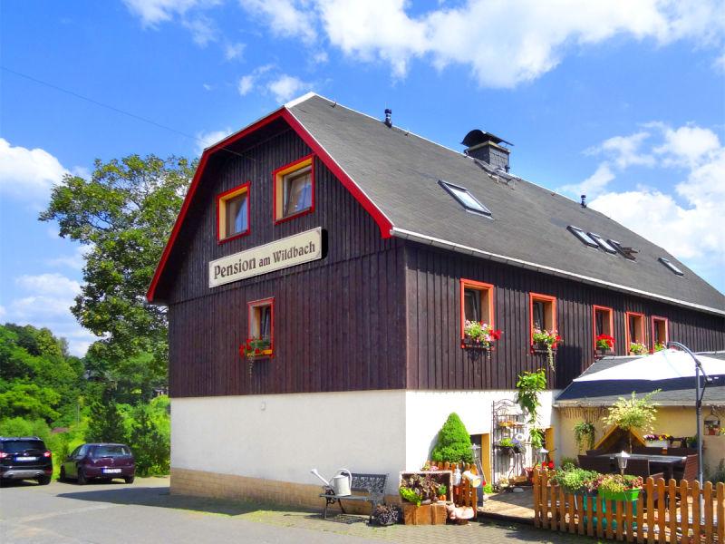 Ferienwohnung Pension am Wildbach