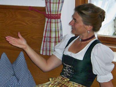Ihr Gastgeber Monika Obermaier