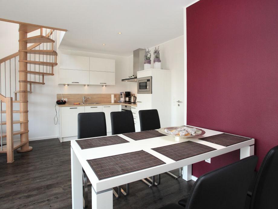 Küche + Wohnen