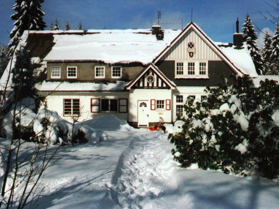 Ferienhaus Schneider Haus am Walde Hochsauerland