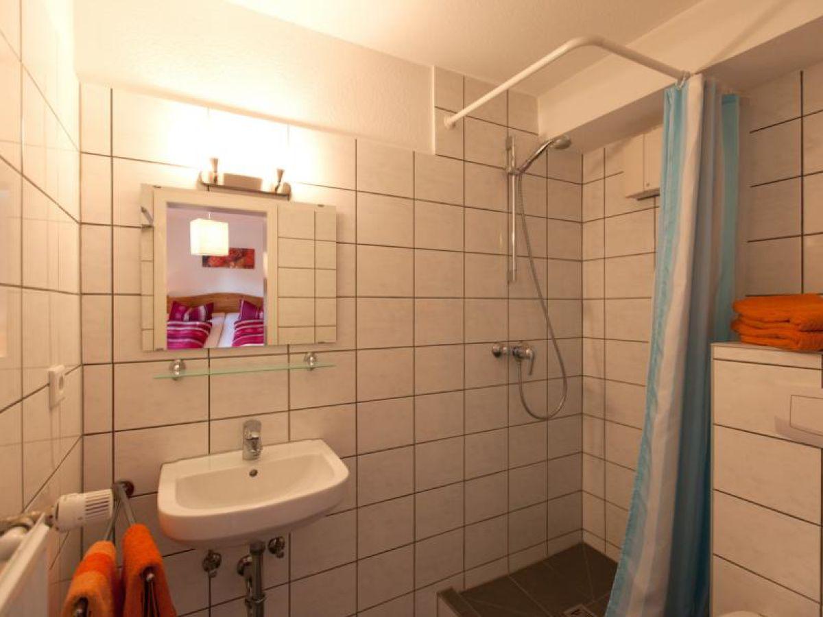 Dusche Im Schlafzimmer ferienhaus schneider haus am walde hochsauerland winterberg frau karin schneider