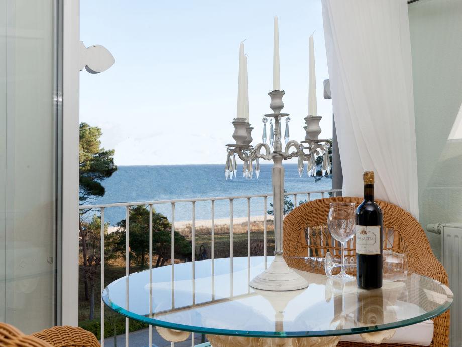 Ausstattung Vacation apartment Morgenröte - in Villa Freia