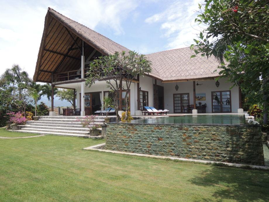 Strand Ferienhaus Villa Mari Masuk
