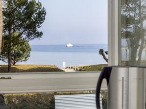 Ferienwohnung Meeressymphonie - in Villa Frigga