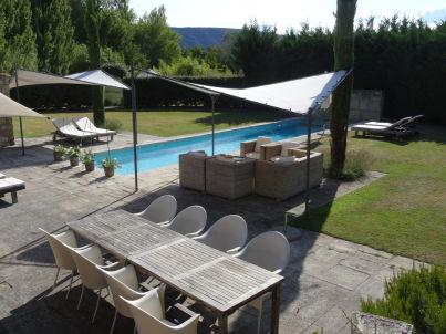 Provence Luberon Les Cerisiers mit Pool