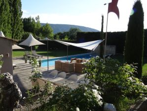 Holiday house Provence Les Oliviers Pool