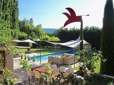 Ferienhaus Provence Les Oliviers Pool
