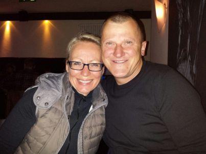 Ihr Gastgeber Miryam und Ralf Wendeborn