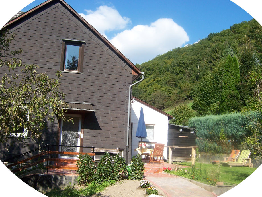 "Holiday home ""Haus am Wald"""