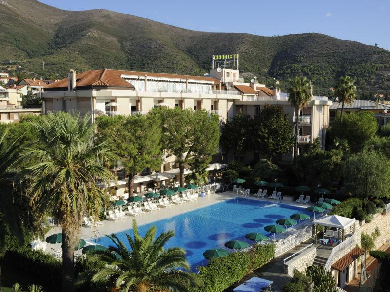 Ferienwohnung Residence Oliveto Aparthotel