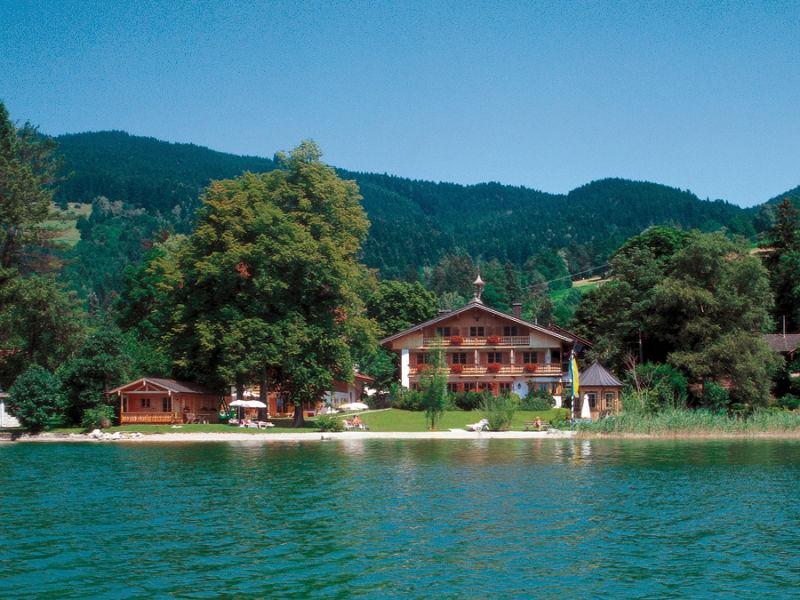 Apartment Lechner am See - Schlierseestube