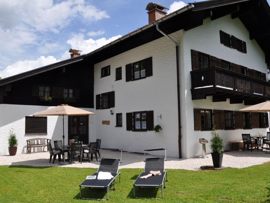 Ferienwohnung Forsthaus Reit im Winkl