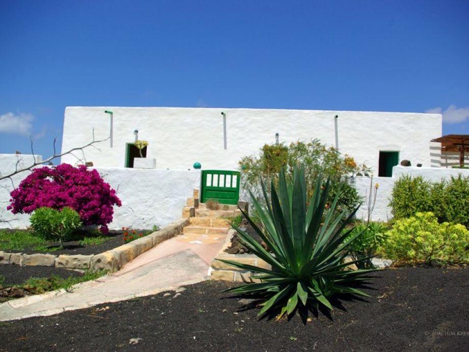 Eingang Finca La Hoya