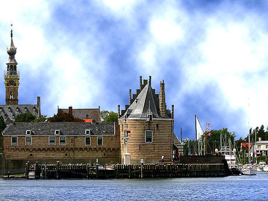 Domburg Hotel De Burg