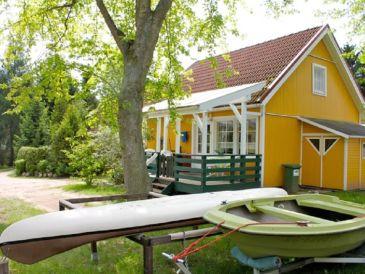 Ferienhaus Glammseehaus Ulla