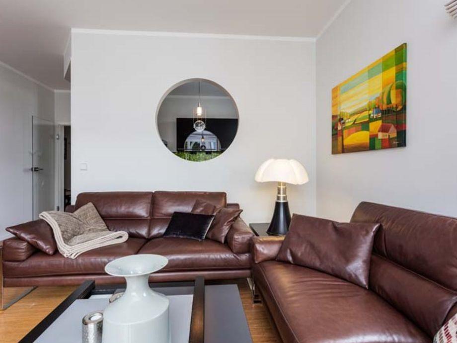 neu renoviert: der exklusive und gemütliche Wohnbereich