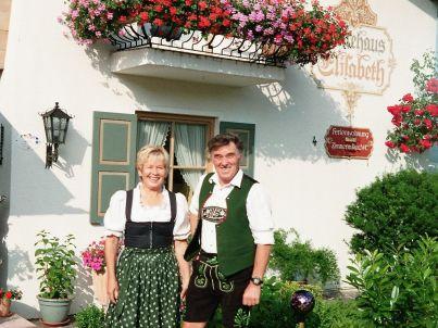 Ihr Gastgeber Otto u.Elisabeth Mader