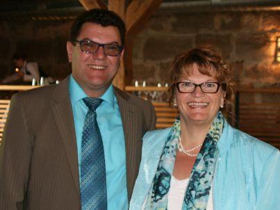 Ihr Gastgeber Susanne + Manfred Prell