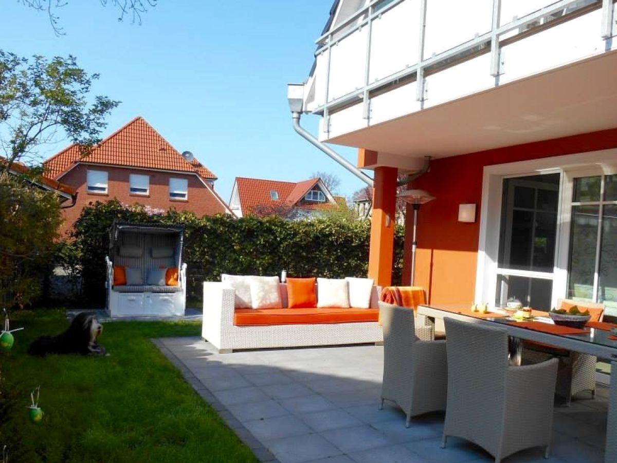 Innenarchitektur Schwebeschrank Ideen Von Große Sonnenterrasse Mit Strandkorb