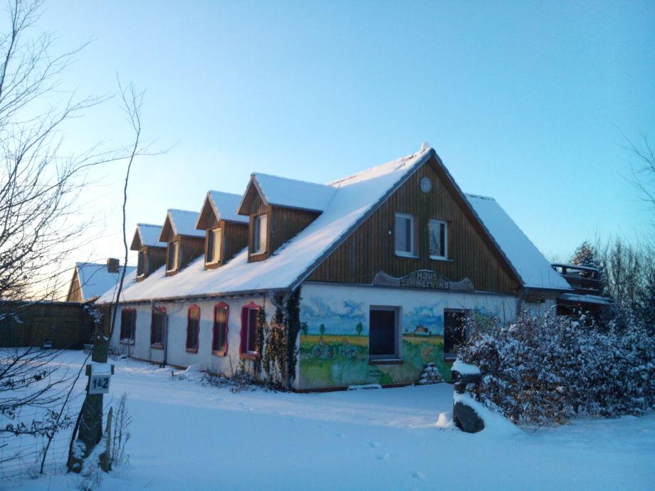 Winter im Haus Sommerwind