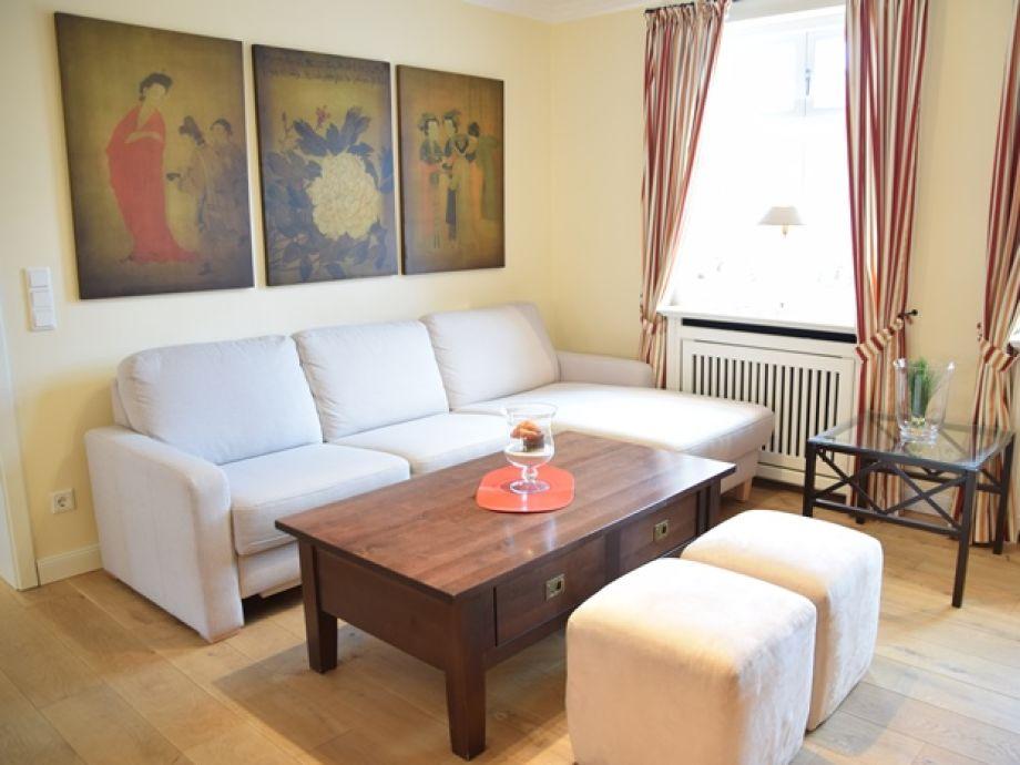 Schöner Couchbereich