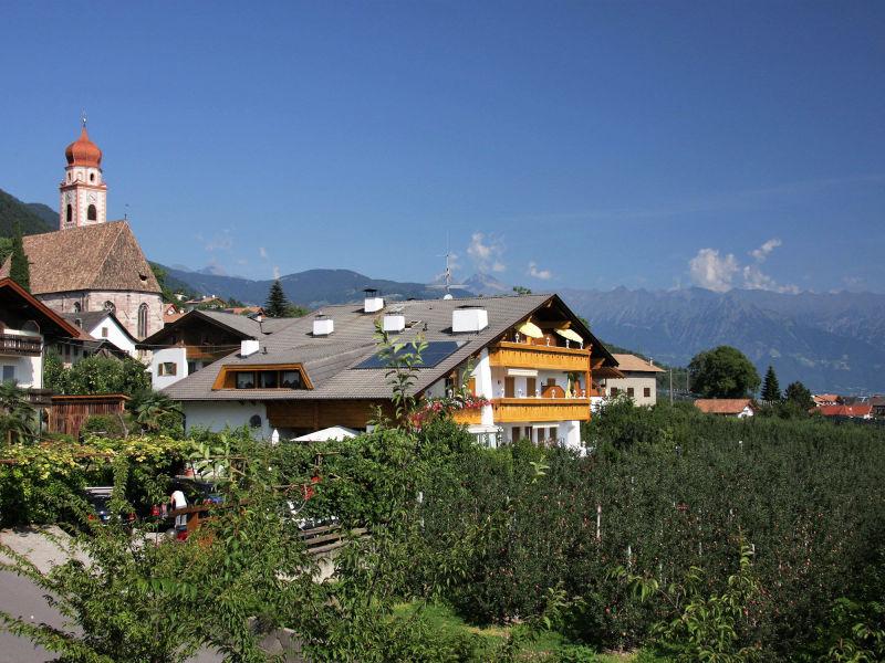 Ferienwohnung 3 in der Residence Kronstein Südtirol