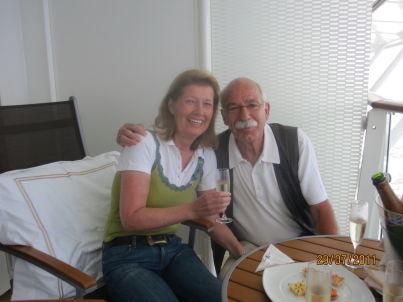 Ihr Gastgeber Angelika + Lothar Siegel