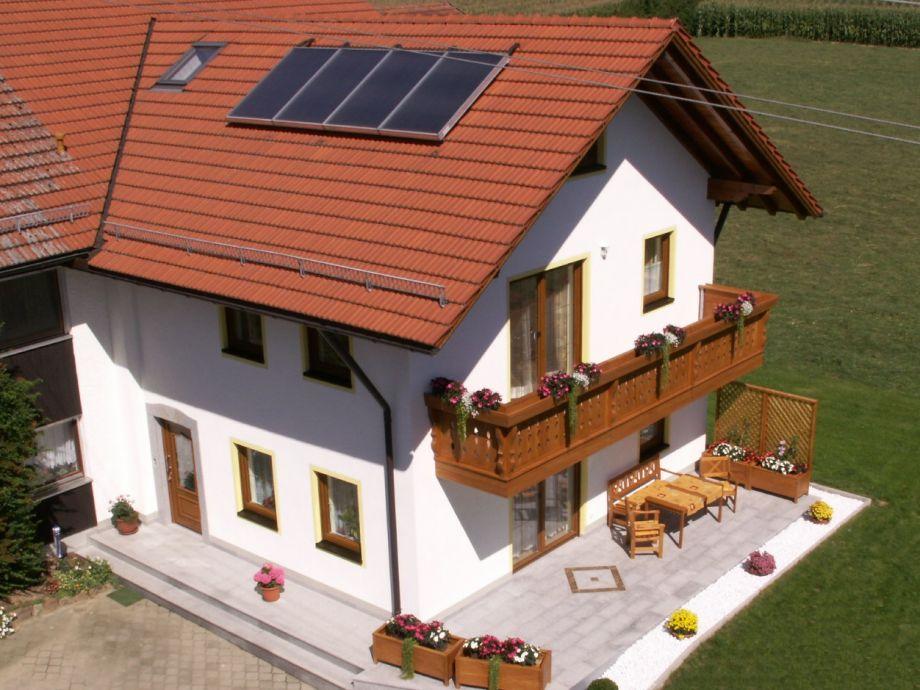 Landhaus Rottalblick- Außenansicht