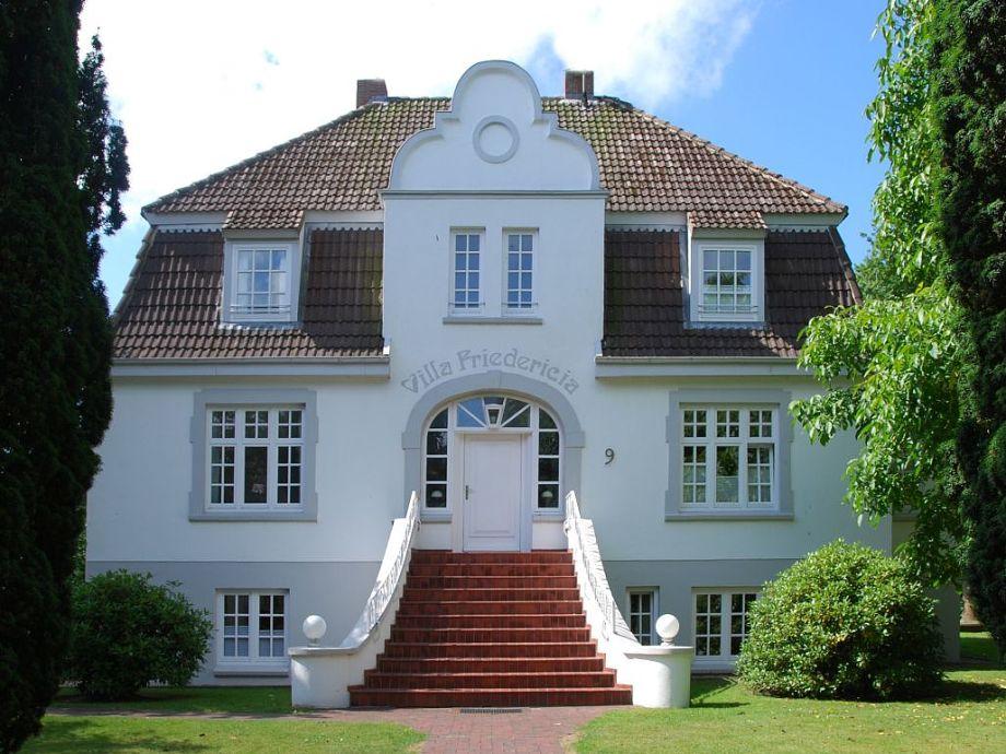 """Ferienwohnung """"Villa Friedericia"""""""