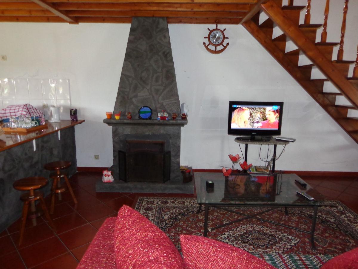 ferienhaus casa de a or azoren sao miguel herr rainer. Black Bedroom Furniture Sets. Home Design Ideas