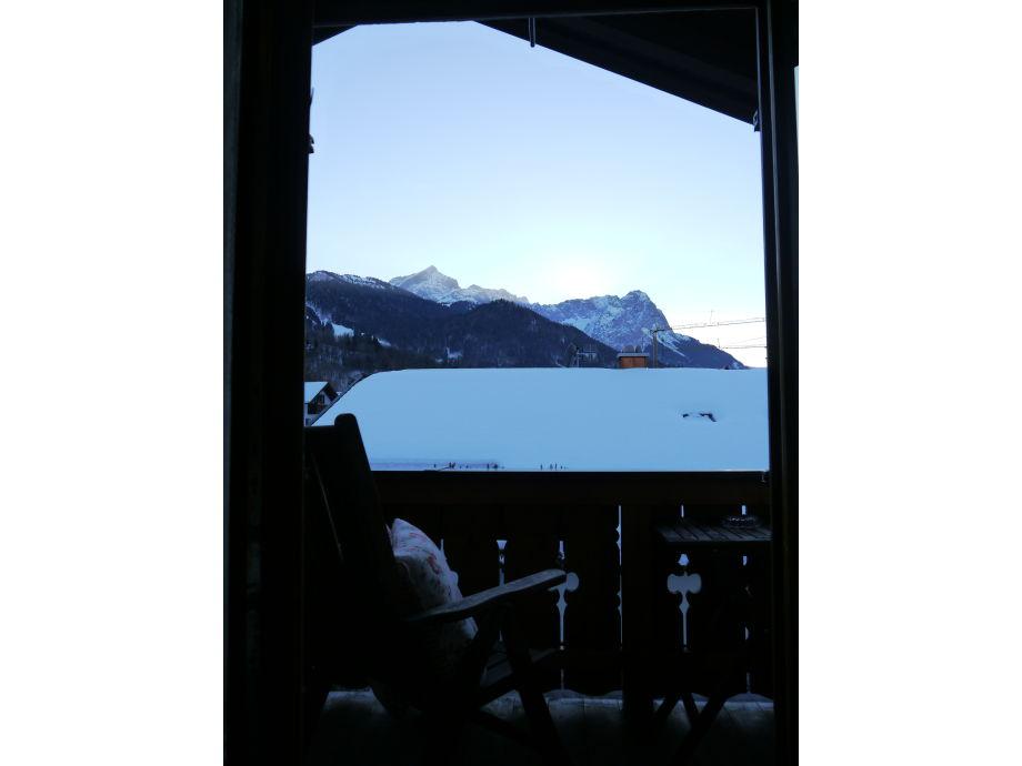 Bergblick vom Balkon in der Resi 2