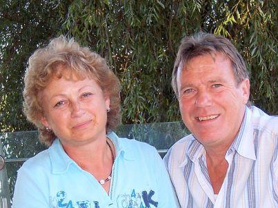 Your host Gabriele & Aloys Fuhrmann