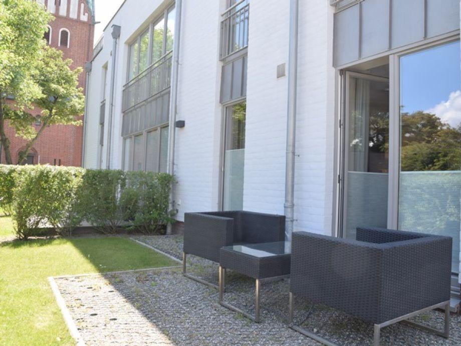 Außenaufnahme Ferienwohnung Viktoria Residenz - Appartement 5