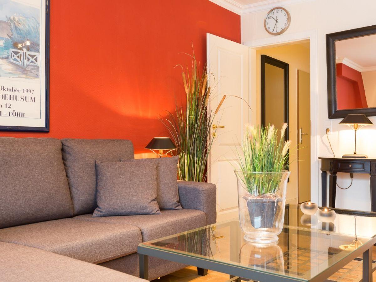 ferienwohnung strandstra e 6 westerland firma. Black Bedroom Furniture Sets. Home Design Ideas