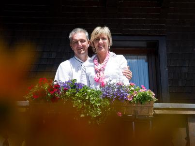 Ihr Gastgeber Hannelore und Thomas Kaiser